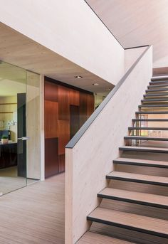 Frschner Partner, Augsburg, 2013 - Dreimeta Armin Fischer #staircases