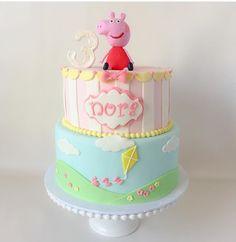 Pig Cakes, Peppa Pig, Desserts, Food, Tailgate Desserts, Deserts, Essen, Postres, Meals