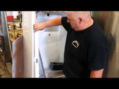 Converting an Old Refrigerator into a Pellet Smoker with Pellet Pro® - YouTube