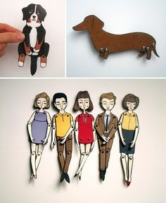 We need these, especially the wiener dog.