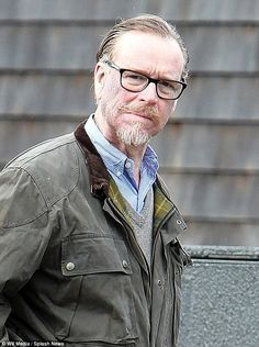 James Hewitt (pictured), the former love interest of princess Diana, seen out and about in...