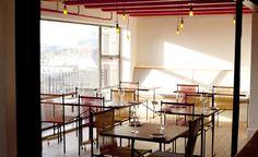 The Rooftop Cafe - The Exchange - 28 London Bridge Street - London Bridge Restaurant, Book Restaurant, Restaurant Photos, Rooftop Restaurant, British Restaurants, Pubs And Restaurants, London Food, London Bridge, London Life