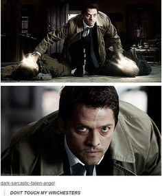 I miss Cas being bamf smiteymcsmiterton...