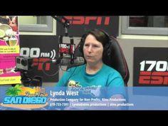 Replay of Lynda West of The Lemon Zest & Garlic Festival! • San Diego Real Estate - Lynette Braun