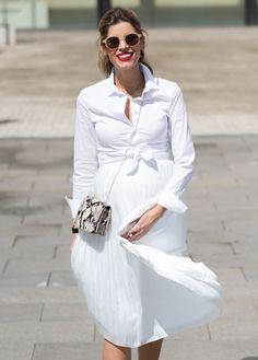 Ms Treinta - Blog de moda y tendencias by Alba. - Fashion Blogger -: 34 weeks…