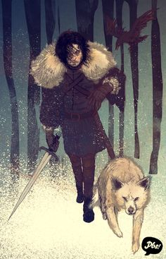 Jon Snow - Games of Thrones