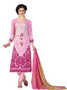 Pakistani Salwar Kameez, Pakistani Suits, Ethnic Fashion, Every Woman, Lawn, Classy, Cotton, Pink, Shopping