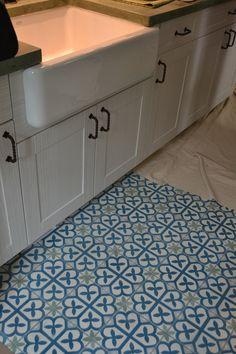 Architectural Ceramics Cement Tile