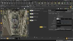 Basic introduction to materials in houdini # 2