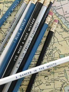 Arrested Development Pencils