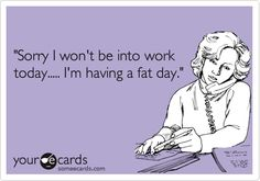 If only this was a legit excuse some days.