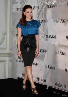 Scarlett Johansson / Mango