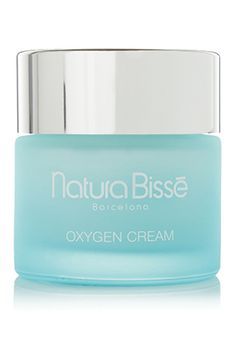 Natura Bissé Natura Bissé is Spain's answer to luxury skin care. For 35 years, the brand has focused on creating treatments and products that are simultaneously a treat to use and super effective. We're still dreaming about the Natura Bissé Diamond Lift facial we had last month  Natura Bissé Oxygen Cream, £68, available at Net-A-Porter.