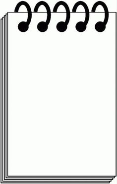 writing paper template first grade