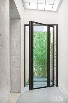 Best Use Of Glass Door Example 138