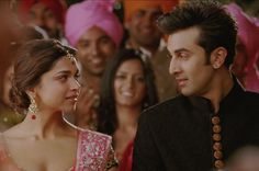 'Yeh Jawaani Hai Deewani' still feat. Deepika Padukone, Ranbir Kapoor