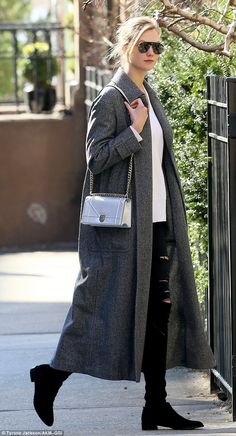 Carry a Dior handbag this season just like Karlie #DailyMail Click 'Visit' to buy now