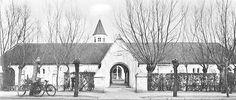 Sparrendreef: Dominikanenkerkje (Knokke, 1930)