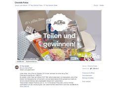 Gewinnt eine piTea Überraschungsbox! Auf der Facebook-Seite von piTeakönnt ihr noch bis 31. Oktober 2014 eine piTea Überraschungsbox gewinnen...