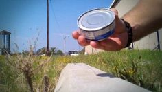 How To Open A Can Without a Can Opener - The Prepper Journal