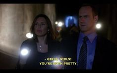 """Community Post: 42 Times """"Law And Order: SVU"""" Perfected The Art Of Sass"""