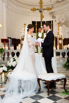 Gabriella Pession Sposa Richard Flood L Al Di Nozze Vanityfair It