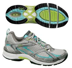 Ryka shoes are the best! I just bought a pair of the Assist XT 2 - Great for Jazzercise!