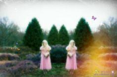 the child bride twins by alice solanatania saga #childbride #selfportrait #fineart #photography #alicesolantania saga
