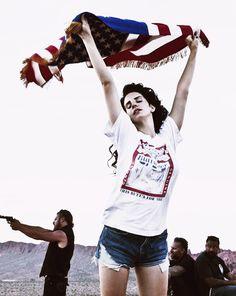 Lana Del Rey - vintage Americana
