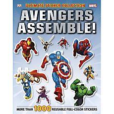 Marvel Avengers: Avengers Assemble By Dk Books Marvel Avengers Assemble, New Avengers, Marvel Heroes, Marvel Marvel, Collection Marvel, Dk Publishing, Thing 1, Classic Comics, Book Format