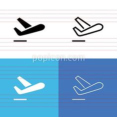 Icons for video, mobile apps, Web sites or print projects. Solid and outline styled icons, designed to 48 x 48 pixel grid. Travel Icon, Travel Logo, Flight App, Location Pin, App Logo, Travel And Leisure, Colour Images, Blog Tips, Beach Trip