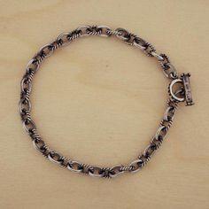 Anchors Link Bracelet