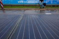 Netherlands Solar Road