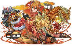 12/25 寵物圖檔更新 (共20隻寵物) - Puzzle & Dragons 戰友系統及資訊網