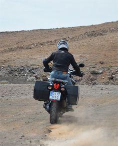 Triumph Tiger Explorer XC, la moto del capitán Cook - Canariasenmoto.com