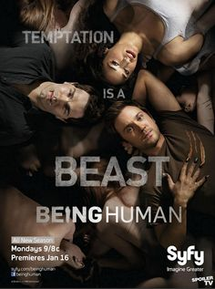 Being Human (US) s2 Poster 001