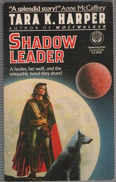 Shadow Leader by Tara K. Harper (1991, Paperback)