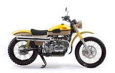 conceito de bicicleta | Motos Foto do dia