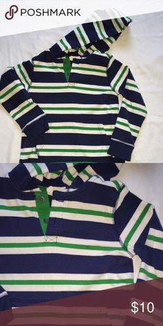 Crazy8 Crazy 8 hooded top 5t Old Navy Shirts & Tops
