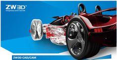 ZW3D 2016 CAD CAM nowości