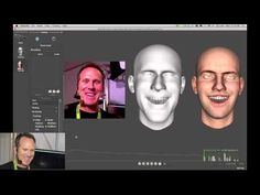 ▶ Faceshift: Markerless Motion Capture - YouTube