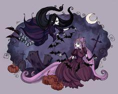 It's Halloween time! by IrenHorrors.deviantart.com on @deviantART