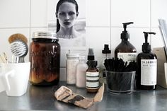 j. levau blog: in my bathroom and wedding rings.