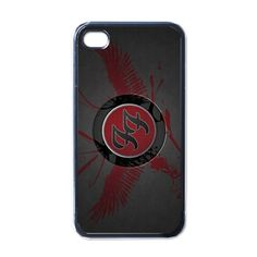 Apple iPhone Case - Foo Fighters Rock Band Logo - iPhone 4 Case Cover