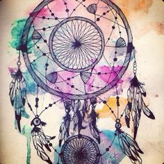 Dreamcatchers filter out bad dreams and only allow good thoughts to enter out…
