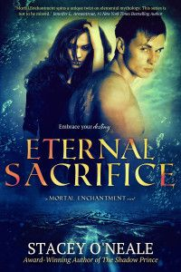 Always YA at Heart: Eternal Sacrifice by Stacey O'Neale: Cover Reveal, $100 Gift Card Giveaway, and Free Books