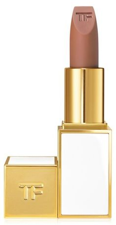 Tom Ford lipsticks are THE BEST! The formula is amazing -- so hydrating and pigmented. Love all the rich colors, especially the Revolve Around Me. It's the perfect nude lipstick with a little omph! Glides right on your lips and is so moisturizing.