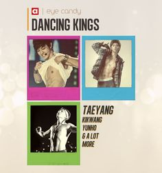 Eye Candy: Dancing Kings