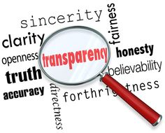 #SocialMedia #Campaigns Helping Create Openness and Transparency