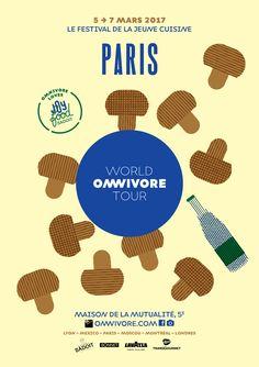Pillivuyt participe en tant que fournisseur officiel au Omnivore World Tour Paris 2017 !  Retrouvez-nous du dimanche 5 mars au mardi 7 mars, au salon Omnivore, stand n°23. Nos produits seront présents lors des différentes scènes.  Rendez-vous à la Maison de la Mutualité, 24 rue St Victor à Paris. #omnivore #omnivoreparis